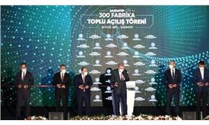 Erdoğan'ın 'yeni açtığı' fabrika 45 yıldır faaliyette