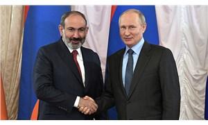 Ermenistan Başbakanı Paşinyan, Putin'i aradı