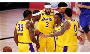 Los Angeles Lakers, NBA finaline yükseldi