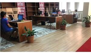 Borçka Belediyesi EBA sınıfı kurdu