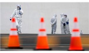 Fransa'da son 24 saatte 4 bin 70 yeni koronavirüs vakası tespit edildi