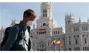 İspanya'da 3 günlük bilanço korkuttu: Vaka sayısı 31 bin 785 arttı