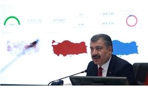 Sağlık Bakanı Koca, Covid-19'a karşı alınacak yeni önlemi açıkladı: Elektronik bileklik uygulaması