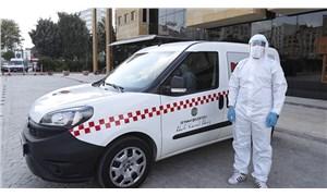 Seyhan Belediyesi'nden 'pozitif taksi' hizmeti