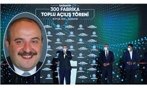 Varank'tan 300 fabrika açıklaması: Sehven yazılmış...