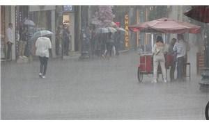 Meteoroloji açıkladı: İstanbul'da şiddetli yağış ne kadar sürecek?