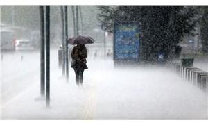 Meteoroloji'den İstanbul için gök gürültülü sağanak uyarısı