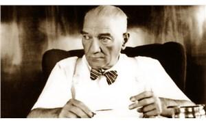 Mustafa Kemal Atatürk'ün kayıp mektubu gün yüzüne çıkarıldı