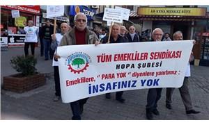 Ankara Valiliği'nin açtığı davayla Tüm Emekliler Sendikası kapatıldı