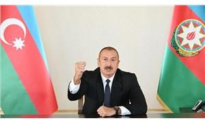 Azerbaycan Cumhurbaşkanı Aliyev: Eğer geri çekilirlerse çatışmalar durur