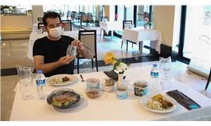 Bilim Kurulu Üyesi Özlü: Aynı masada yemek yemeyin