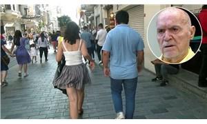 Hıncal Uluç, tacizcinin tutuklanmasına tepki gösterdi