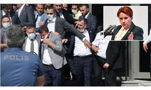 İYİ Parti Genel Merkezi'nde 'liste' gerginliği