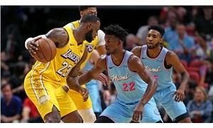NBA'de final heyecanı başlıyor: Heat 4'üncü, Lakers 17'nci şampiyonluğunun peşinde