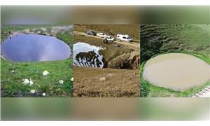 Uzmanlar Dipsiz Göl'ü değerlendirdi: Orası artık sadece çamurlu su