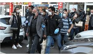 Gözaltındaki 20 HDP'li tutuklama talebiyle hakimliğe sevk edildi