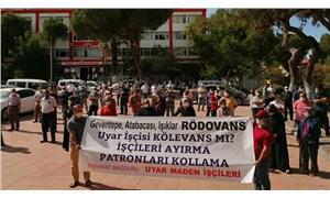 Somalı madenciler Ankara'ya yürüyecek