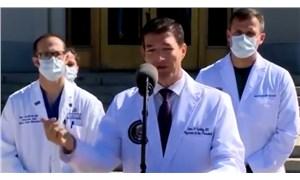 Trump'ın doktorundan sağlık durumuna ilişkin açıklama: Ateşi düştü