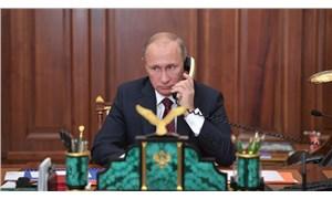 Putin'den Paşinyan'a: Şu anda meşgulüm, sonra konuşuruz