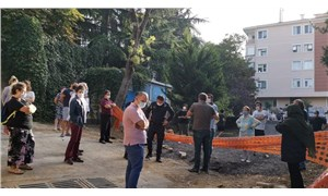AKP'li Üsküdar Belediyesi'nden bir hukuksuzluk daha:35 yıllık parkı DAP Yapı için yıktılar