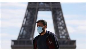 Fransa'da son 24 saatte 10 bin kişiye koronavirüs tanısı konuldu