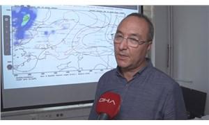 Tarih verildi: İstanbul için dolu uyarısı