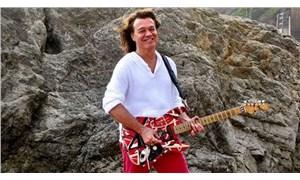 Ünlü gitarist Eddie Van Halen hayatını kaybetti