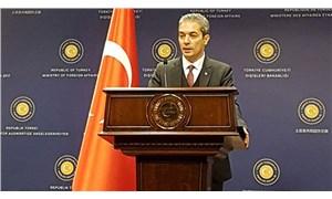 Dışişleri Bakanlığı Sözcüsü Aksoy'dan AİHM kararına tepki