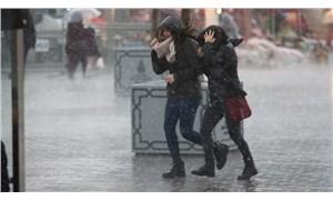 Meteoroloji'den İstanbul için dolu uyarısı: Kuvvetli olması bekleniyor