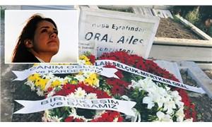 Özgü Namal, eşi Serdar Oral'ın cenazesine katılamadı