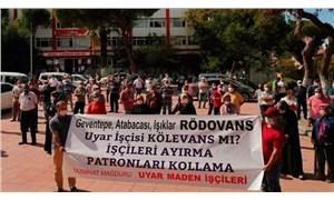 Soma Uyar maden işçileri Ankara'ya yürüyecek: 'Karar son derece keyfi'