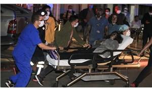 Ankara'da hastane yangını: Hastalar tahliye edildi