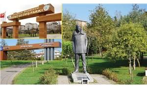 Deniz Gezmiş Parkı'nın ismi 'Deprem Parkı' olarak değiştirildi