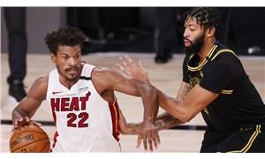 NBA finali: Miami Heat kazandı, Jimmy Butler tarihe geçti