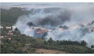 Bakan Pakdemirli, Hatay'daki orman yangınının kontrol altına alındığını açıkladı: 4 şüpheli gözaltında