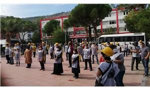 Ankara'ya yürümek isteyen maden işçilerine polis müdahalesi!