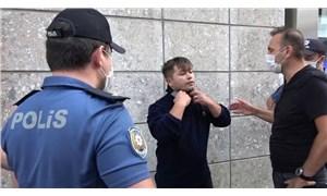 Maske uyarısında bulunan polisi tehdit eden kuryeyle ilgili iddianame kabul edildi