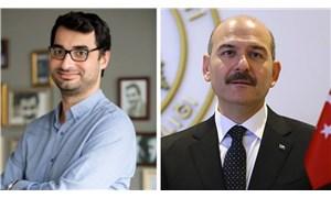 Süleyman Soylu'dan gazeteci Barış Terkoğlu'nun yazısına yanıt