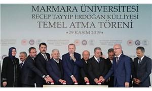 Marmara Üniversitesi, 2023'te Recep Tayyip Erdoğan Külliyesi'ne taşınacak