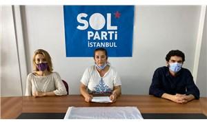 SOL Parti'den 10 Ekim pankartına soruşturma açılmasına tepki: Vazgeçmeyeceğiz