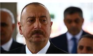 Aliyev'den Türk F-16'larının çatışmalara katıldığı iddialarına yanıt