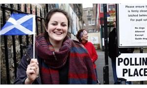 Anket: Halkın büyük bir çoğunluğu İskoçya'nın bağımsızlığını destekliyor