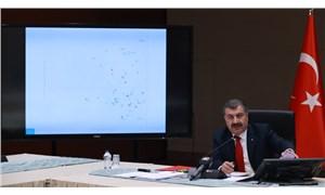 Koca açıkladı: İstanbul'daki koronavirüs vakalarında son 1 ayda yüzde 50 artış var