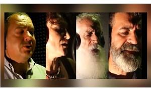 Sanatçılar seslerini  'Adalet Türküsü' için birleştirdi