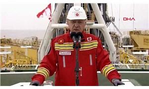 Erdoğan, Fatih Sondaj Gemisi'nde: 85 milyar metreküp daha bulduk