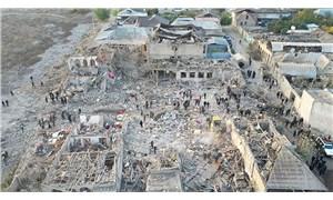 Gence'ye düzenlenen saldırıda hayatını kaybedenlerin sayısı 13'e yükseldi