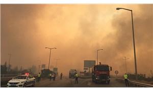 Yangınların araştırılmasını AKP ve MHP reddetti