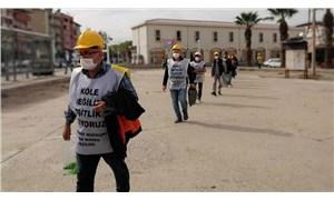 Maden işçileri direnişe devam ediyor: Bizi öldürsünler; zaten yaşatmadılar ki…