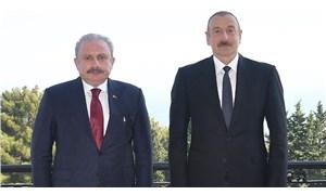 Meclis Başkanı Şentop: Türkiye'nin Azerbaycan'a desteğinin birçok sebebi var