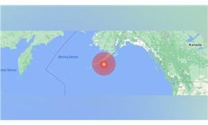 Alaksa'da 7.5 büyüklüğünde deprem: Tsunami uyarısı verildi